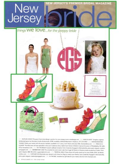 New Jersey Bride Press