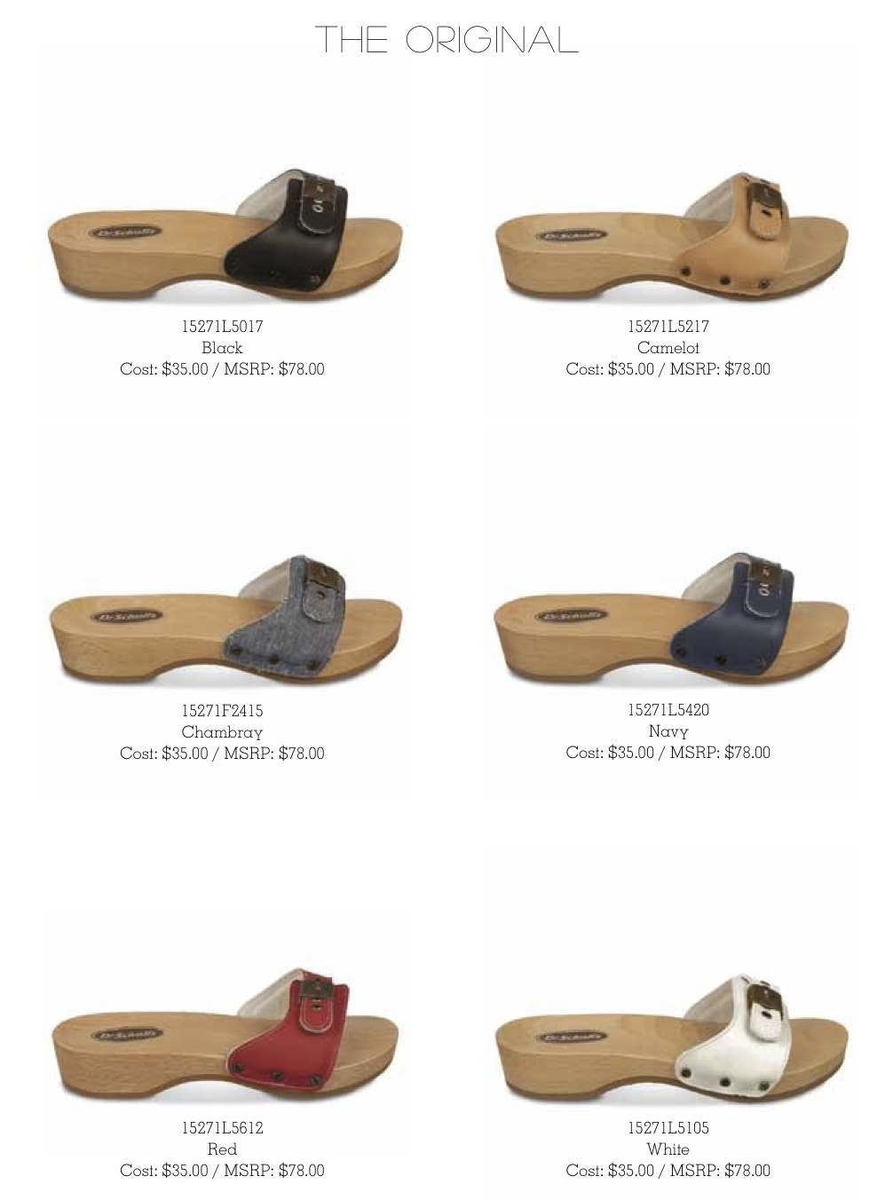 Dr. Scholl'sEast - Original Collection 4EH7yAGE