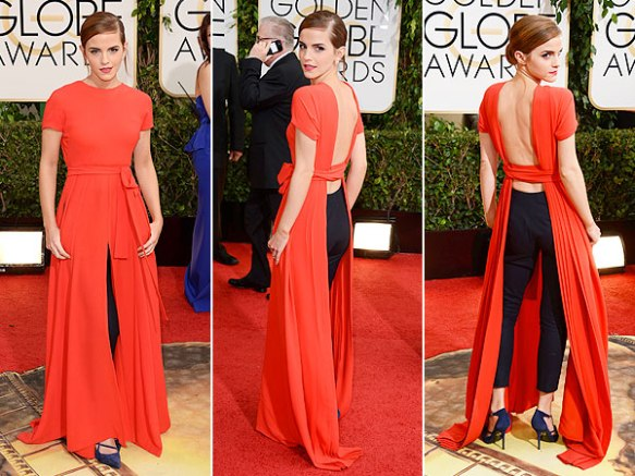 Emma-Watson-Owns-Golden-Globes-Red-Carpet