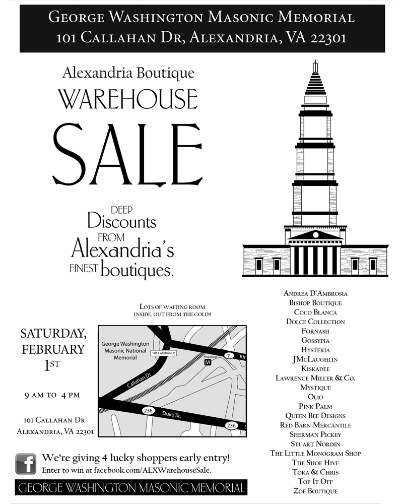 5 Days Until the Warehouse Sale - The Shoe Hive