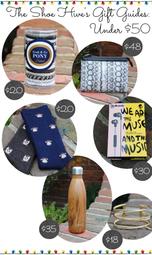 Gift Guide Under 50