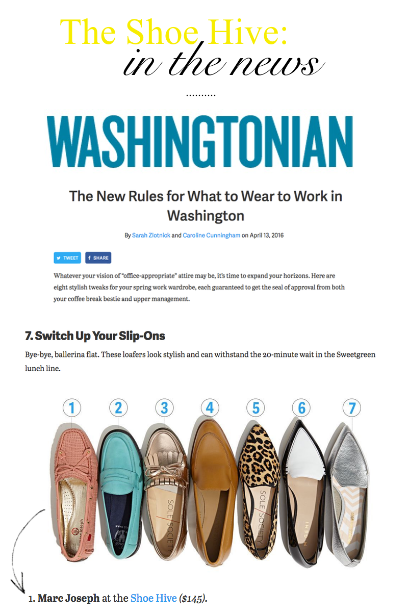 In the News_Washingtonian
