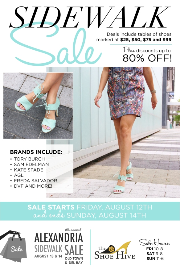 shoe-hive-sidewalk-sale